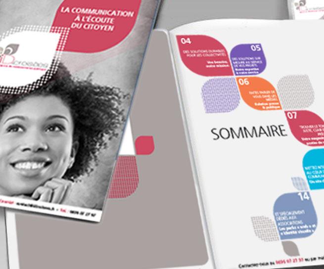 Bon Création De Plaquette Commerciale En Martinique U2013 Agence De Communication  Publique