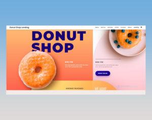 Création site internet Martinique snack